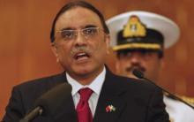 Kashmir as serious as East Pakistan tragedy: Zardari