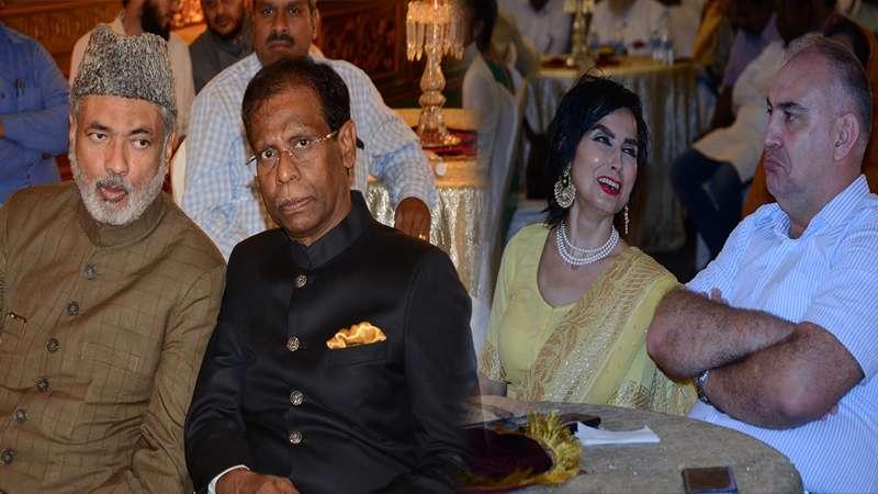Hyderabad community celebrates Eid, National diversity with zest
