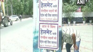 Photo of Aligarh: Petrol pumps stop giving fuel to two-wheeler riders without helmet