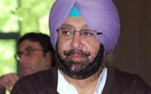 Punjab CM reviews power scenario in Sidhu's absence