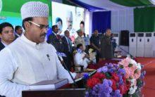 Amjad Basha is the new deputy chief minister of AP