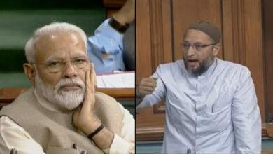 Photo of Asaduddin Owaisi interesting comments on Speaker Om Birla, Hope for impartial