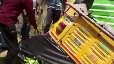 Photo of Chittoor: 3 killed after bus rams into auto