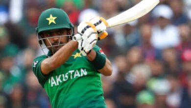 Photo of Babar ton helps Pakistan to 6-wicket win over Kiwis