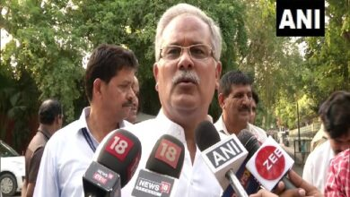 Photo of Every Cong leader wants Rahul Gandhi to continue as party president, says C'garh CM