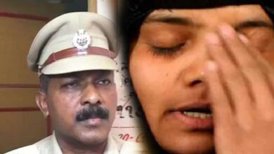 Photo of IPS officer Bhagora dismissed a day before retirement in Bilkis Bano case