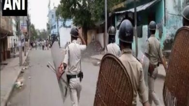 Photo of Clashes in Bengal's Bhatpara, 1 killed, Section 144 imposed