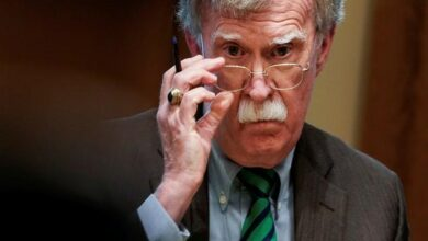Photo of Bolton warns Iran not to mistake US prudence for weakness