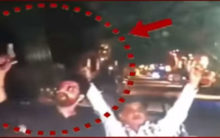 Delhi: Video of two men brandishing, firing guns goes viral