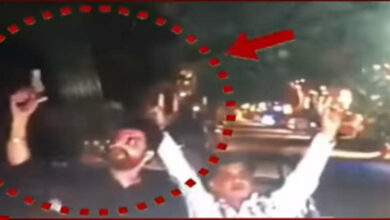 Photo of Delhi: Video of two men brandishing, firing guns goes viral