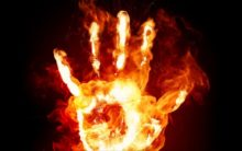 Hyderabad: Greed drives Man to set his wife, minor son on fire