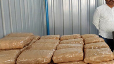 Photo of Telangana: One arrested with 100 kg cannabis