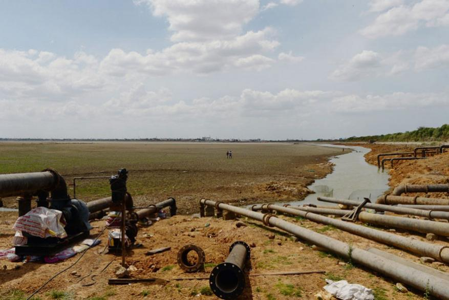 Not a drop to drink: Lakes, reservoirs run dry; parched Chennai stares at bigger water crisis