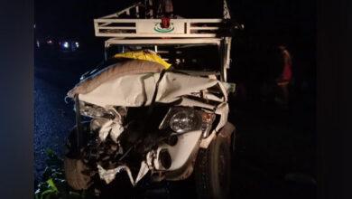 Photo of Chhattisgarh: 5 killed, 12 injured in road mishap