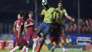 Photo of Copa America: Colombia defeats Qatar 1-0, moves to quarter-final