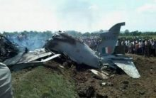 IAF Mi-17 crash: Probe in final stage, 2 officers likely to face court martial