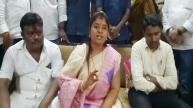 Photo of Slip of tongue: Andhra Dy CM, says Govt aims to deliver 'corrupt rule'