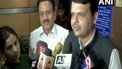 Photo of NITI Aayog meeting: Maha CM discusses water conservation initiatives