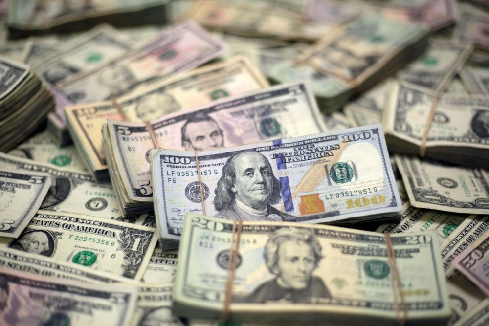 US dollar edges up amid Federal Reserve meeting