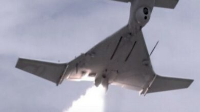 Photo of Iran claims to have shot down US spy drone