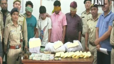Photo of Manipur: 4  people were arrested for peddling drugs