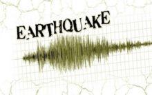 5.7 magnitude earthquake felt in Iran