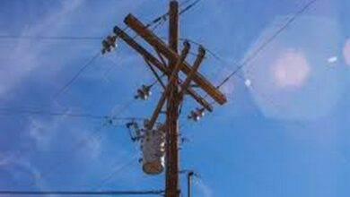 Photo of Telangana: Man climbs electric pole after police calls him for investigation
