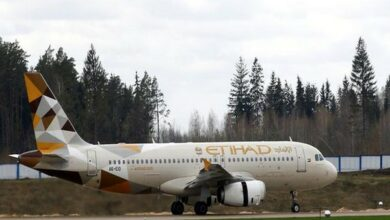 Photo of Amid US-Iran tensions, Etihad Airways supends operations through Tehran airspace