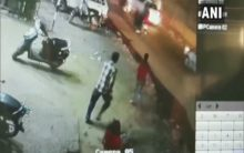 Man stabs woman after she resists molestation