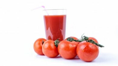 Photo of Unsalted tomato juice cuts heart disease risk