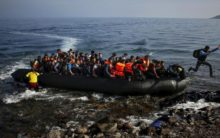 7 killed after boat capsizes off Greek island of Lesvos