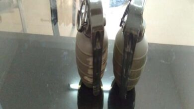 Photo of State police seize two hand grenades in Punjab