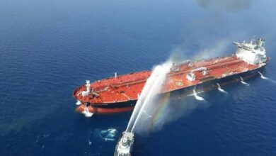 Photo of Iran summons UK envoy over 'unacceptable' attack claims on Gulf tankers