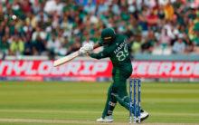 ICC World Cup: Haris Sohail leads Pakistan to 308/7 against SA