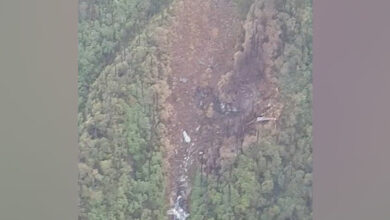 Photo of Shillong: IAF, Army team airlifted to location close to An-32 crash site