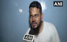 AAP Minority Wing meets Imam who was beaten up for not saying 'Jai Sri Ram'