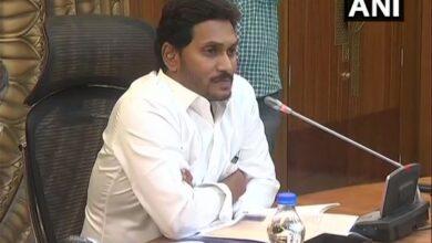Photo of Telangana Cong leader urges Jagan not to attend Kaleshwaram project's inauguration