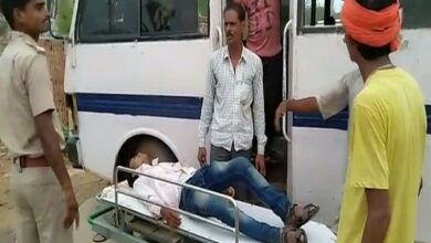 Photo of Rajasthan: 2 dead, 60 injured after bus overturned in Karauli