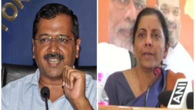 Photo of Kejriwal meets Sitharaman, urges to clear Rs 3,000 cr pending IGST dues of Delhi