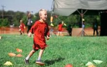Physical activity in early childhood can affect future cardiovascular health