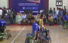 Maharashtra wins men's and women's title in National Wheelchair Basketball Championship