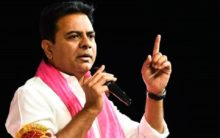 BJP Faults KTR having Review Meeting with Officials