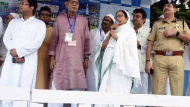 Photo of Mamata on Eid-Ul-Fitr urge Muslims to continue supporting her