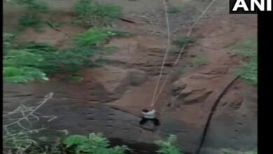 Photo of Warangal: Man falls into well, rescued after two days