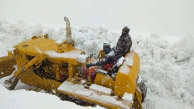Photo of Himachal: Manali-Sarchu road opened for civil traffic