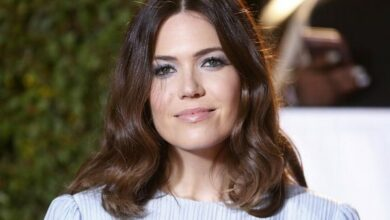 Photo of Mandy Moore teases new music in latest post