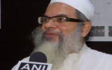 Maulana Mahmood Madani urges PM to control motormouth leaders in BJP