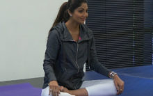 Yoga helps you age gracefully: Shilpa Shetty