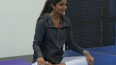 Photo of Yoga helps you age gracefully: Shilpa Shetty