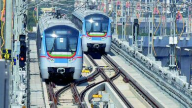 Photo of Hyderabad Metro Rail: One more train added to this route